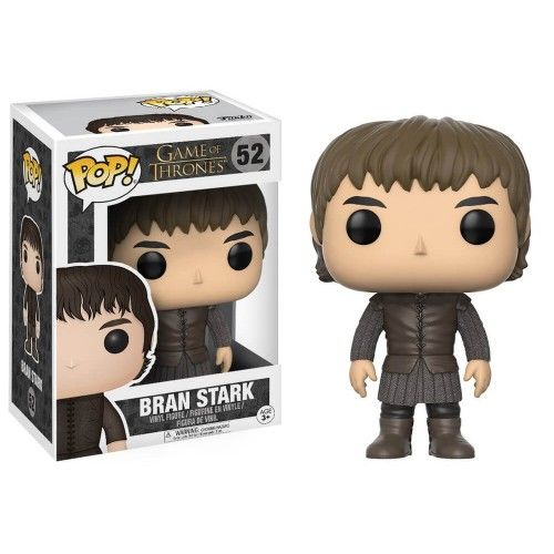 Funko Bran Stark, HBO, GOT, Game of Thrones, Funkomania, Series