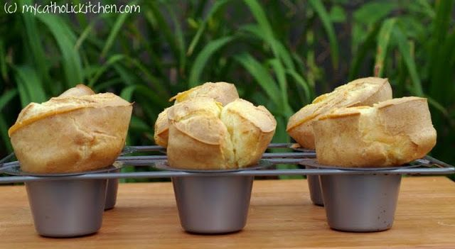 My Catholic Kitchen » Yorkshire Pudding and Gourmet Game Changer # 35 Delia Smith