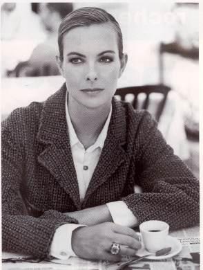 Carole Bouquet, lovely