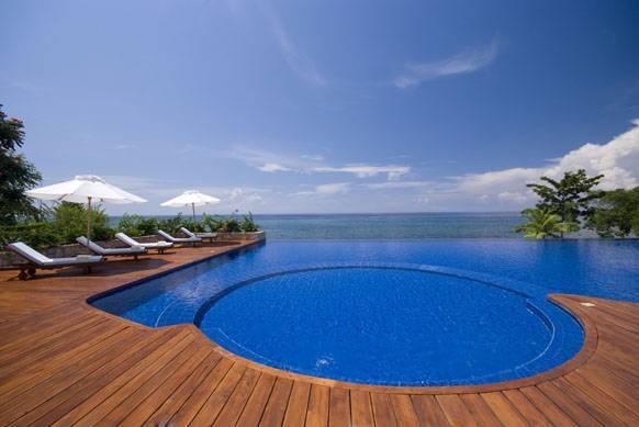 Eskaya Beach Resort in Panglao Island, Phillipines