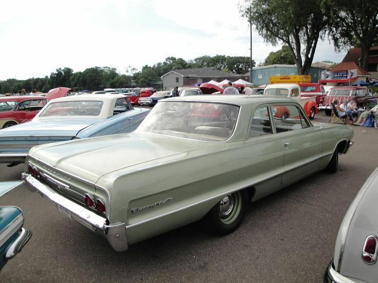 1964 - Chevrolet Biscayne - side rear