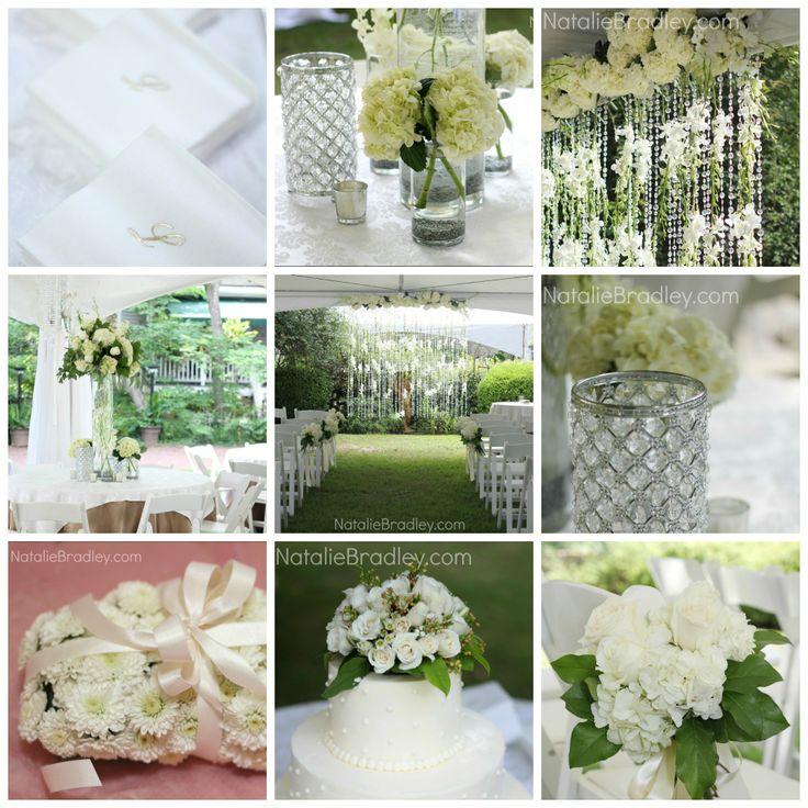 Simple. Elegant. Fabulous., Beautiful Outdoor Wedding