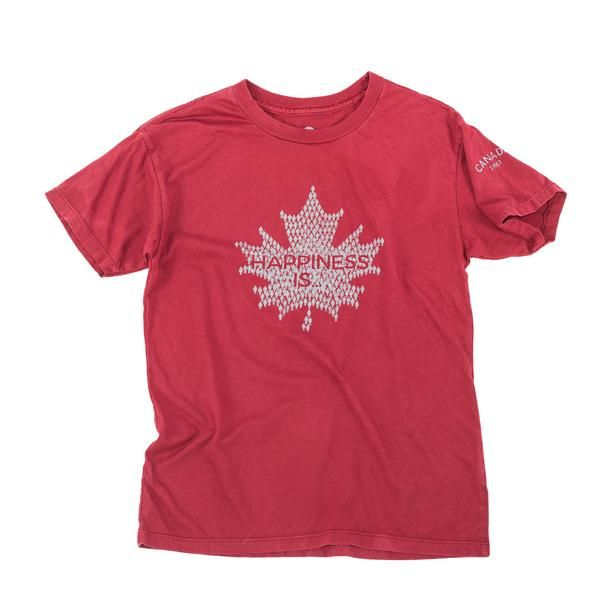 Unity Youth T-Shirt, Canada Red