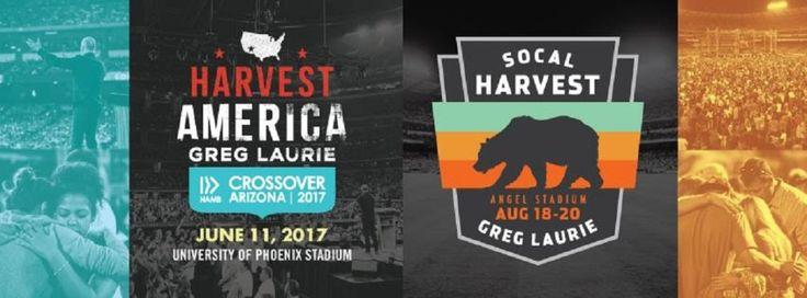 Participate in LIVE Harvest America 2017 simulcast!