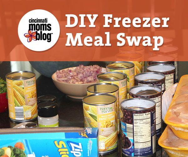 DIY: Freezer Meal Swap | Cincinnati Moms Blog