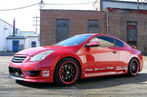 Nissan Altima Coupe 2008 9                                                                                                                                                                                 More