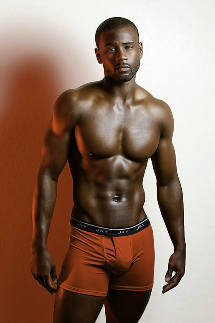 hot sexy gay ebony