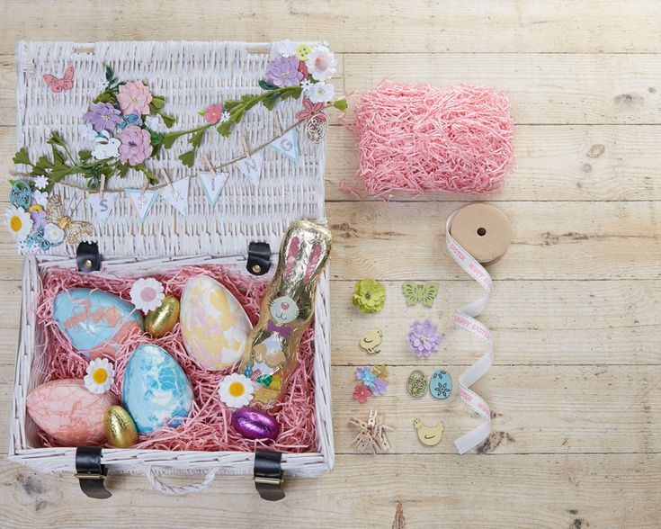 Easter Hampers #Easter #Hamper