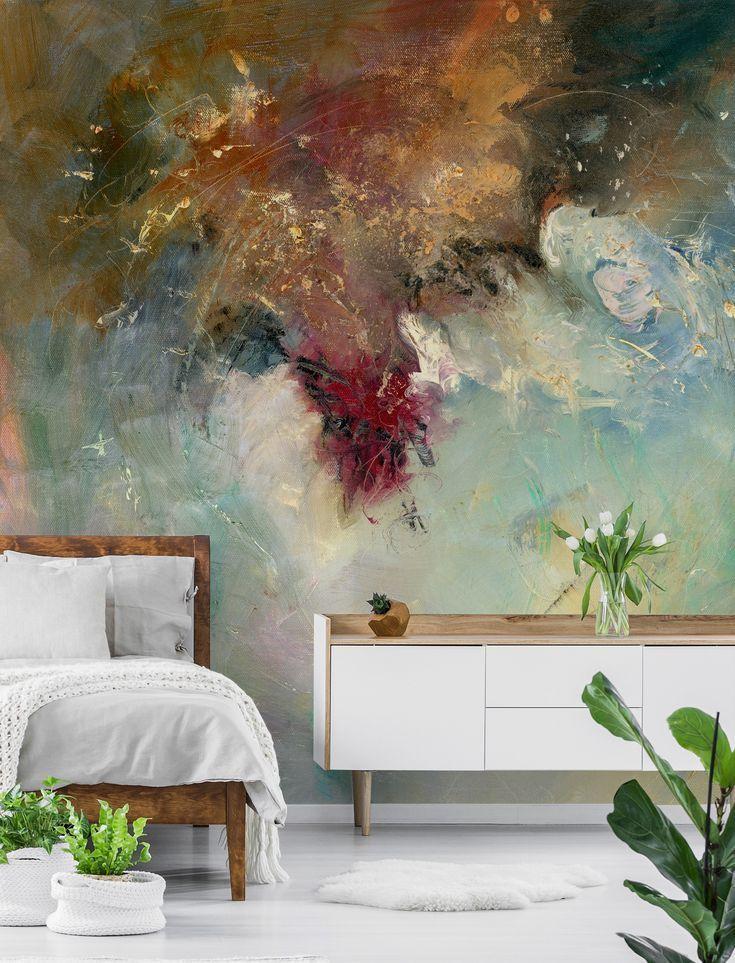 Vast Desire Wallpaper Mural For Your Bedroom Abstract Wallpaper Mural Wallpaper Wall Murals Mural