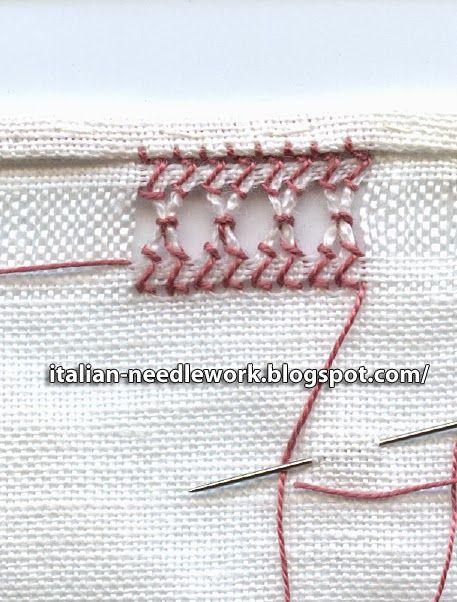 Italian Needlework 9