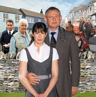 Doc Martin - Hilarious and entertaining.    Beware! Auntie Joan and the Cukoo Cop are watching!