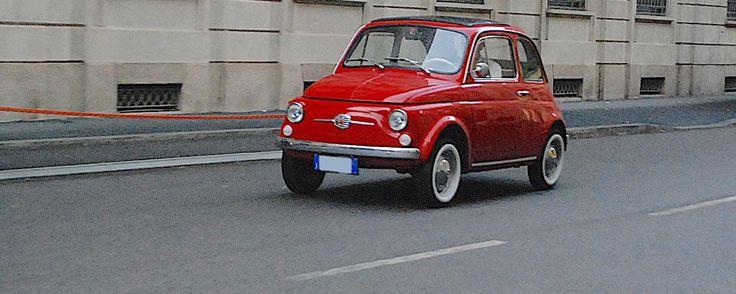 Prova Su Strada  Fiat 500 Elettrica By Officine Ruggenti