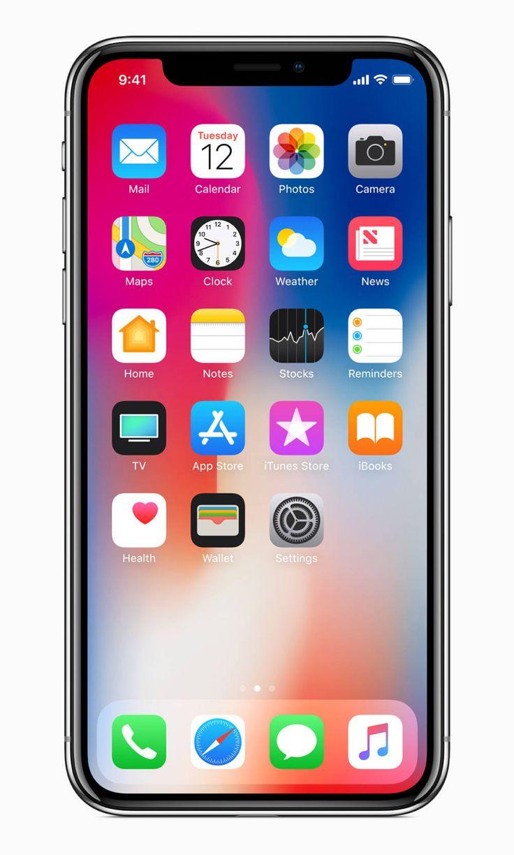 Apple neues Luxus-Smartphone iPhone X entsperrt ihr mit eurem Gesicht!
