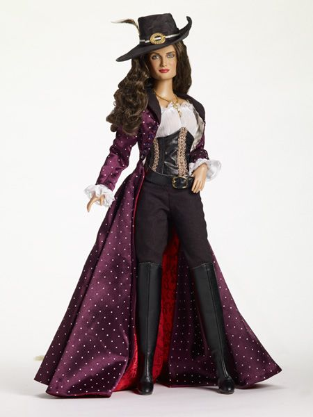 Penelope Cruz as Angelica - Pirates of the Caribbean™ Collection - Tonner Doll Company