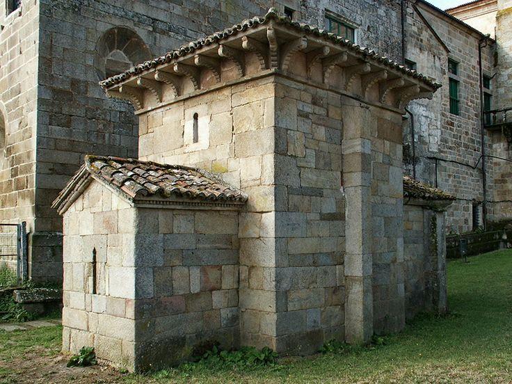 Capilla de San Miguel Arcángel de Celanova - Historia medieval de España - Wikipedia, la enciclopedia libre
