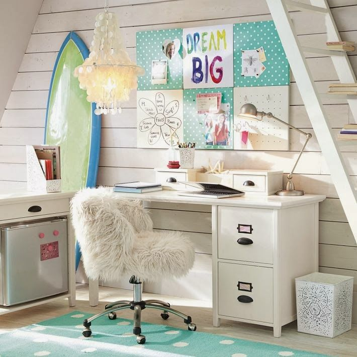 pomysły na biurko