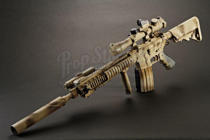 lone survivor axelson rifle - Google Search