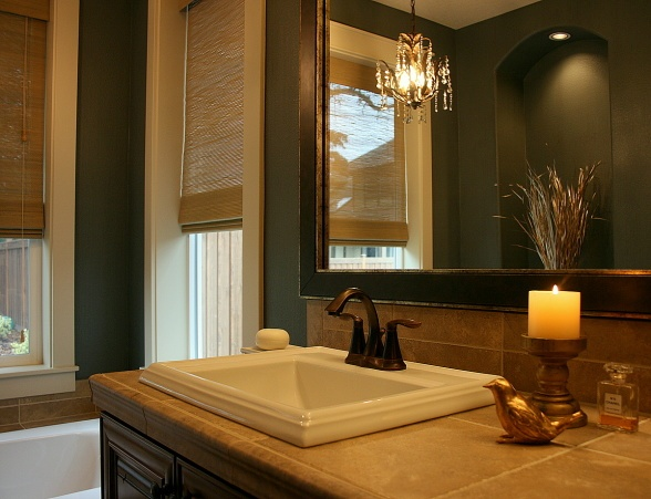 Colors Cali, Bathroom Colors, Color Schemes, Colors Mb, Colors Schemes, Bathroom Ideas, Guest Bath, Nice Colors, House Plans