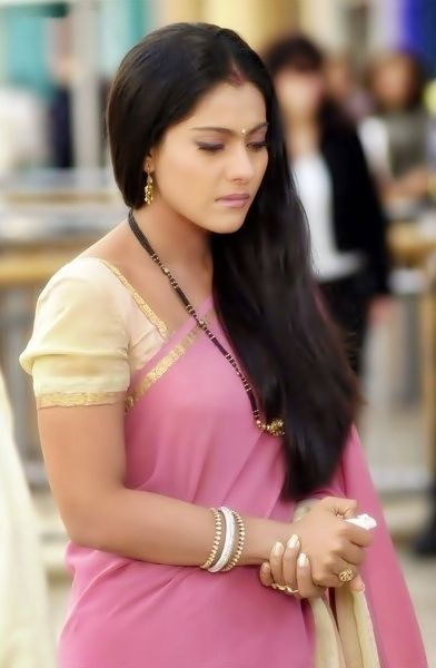 Kajol in K3G #Bollywood #Kajol