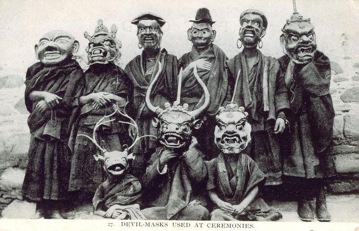 TIBET MUSEUM . TIBETAN ARCHIVES . ARCHIVES du TIBET . MUSEE du TIBET: époque du…