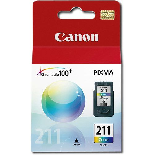#Canon #PG-210XL Cartridge, Black-Retail #Packaging   ink is ink: it gets used up fast   http://amzn.to/Iib9lt