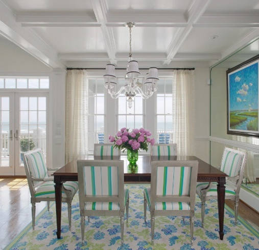 243 Best Blue And Green Images On Pinterest  Bedrooms Blue Green Endearing Blue Green Dining Room Design Inspiration