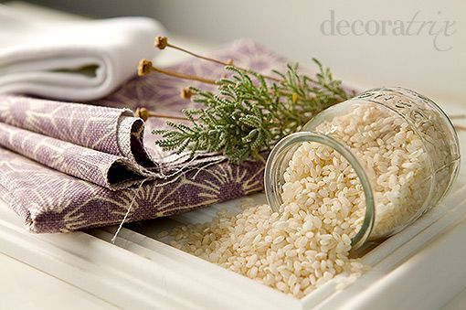 Materiales. Decoratrix. saco termico