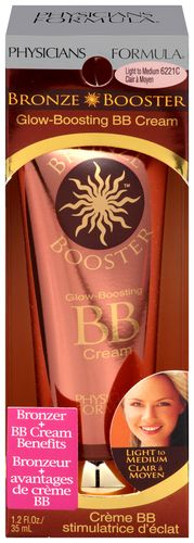 Physicians Formula Bronze Booster Glow-Boosting BB Cream - Light to Medium (6221C) $19.99 - from Well.ca