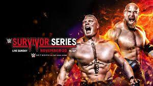 WWE Survivor series 2016 Matches & Predictions