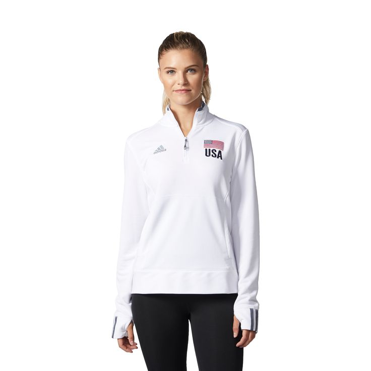 USA Volleyball Women's 1/4 Zip Pullover | USA Volleyball Shop