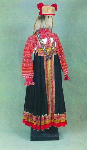Доклад история народного костюма уральского казачества