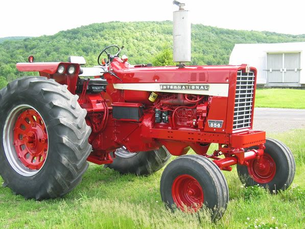 Ih 856 Tractor : Best images about ih series on pinterest john