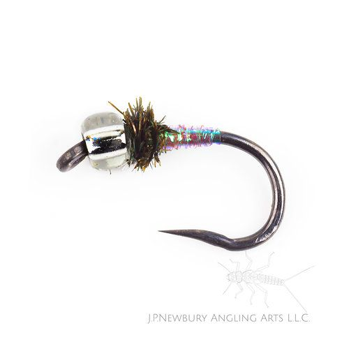 My Top Winter Patterns Pinned from J.P. Newbury Angling Arts