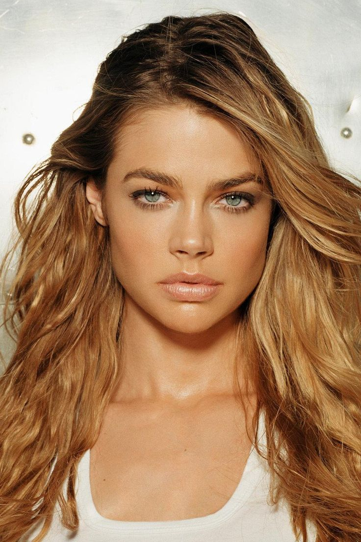 Denise Richards aging goals