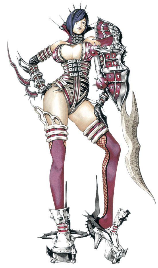 Carmilla - Pictures & Characters Art - Castlevania Judgment