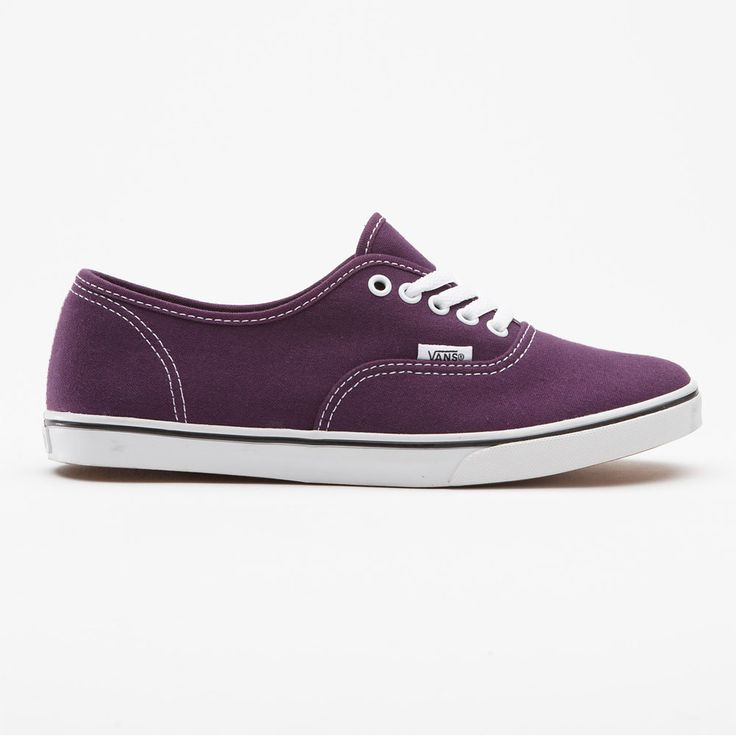 VANS Authentic Lo Pro Womens Shoes 222699750 | Sneakers | Tillys.com #purple #vans #tillys