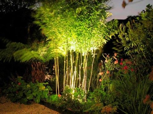 Cheap Outdoor Lighting For Parties | Outdoor Garden Lighting Pictures |  Ednike.com | Home Designs | Patio | Pinterest | Bamboo Ideas, Outdoor  Lighting And ...