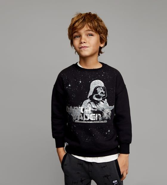 ZARA - KIDS - STAR WARS SWEATSHIRT