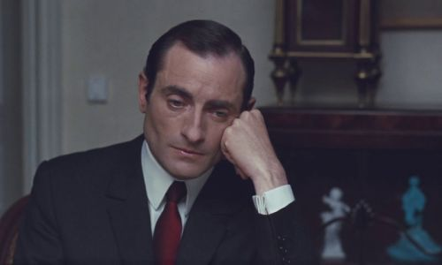 Pierre Etaix in Le grand amour (1969).