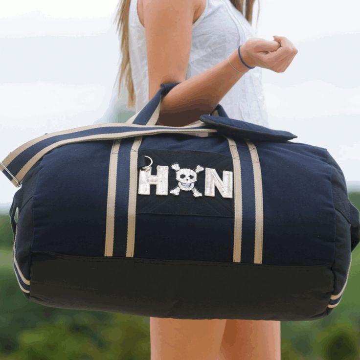Personalised kit bag | hardtofind. For David