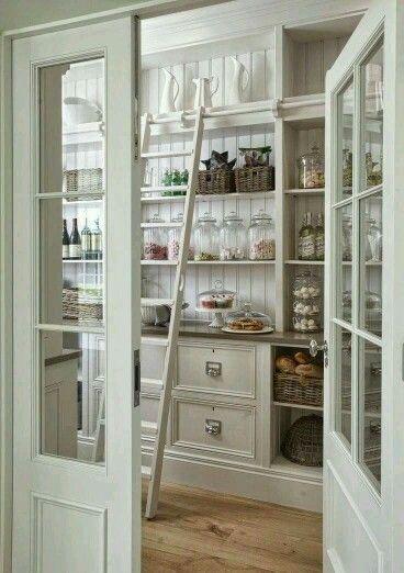 Lovely pantry