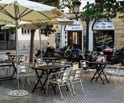 Hoy es el día perfecto para disfrutar de Cádiz y del sabor italiano de Candelaria.  ¿Te vienes?