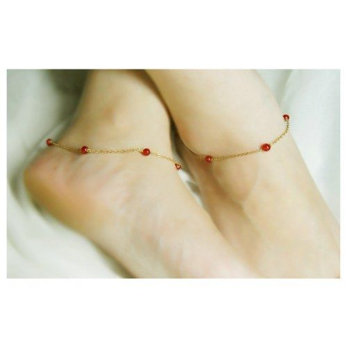 Anklet - Online Shopping for Anklets by Heartstrings by Jyoti Sudhir