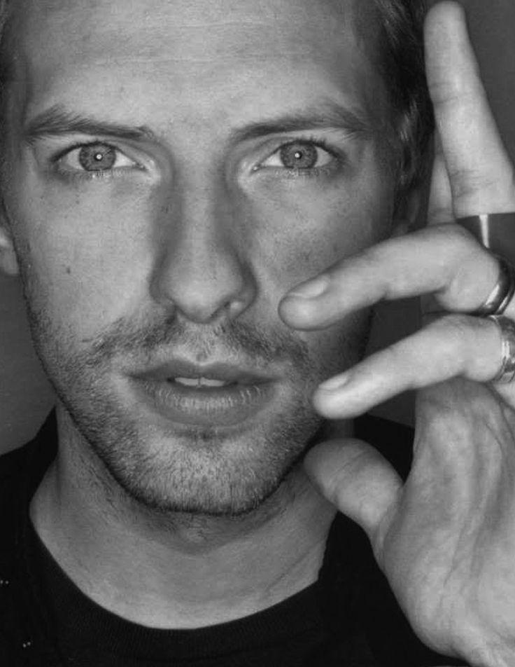 Chris Martin...cute teefers