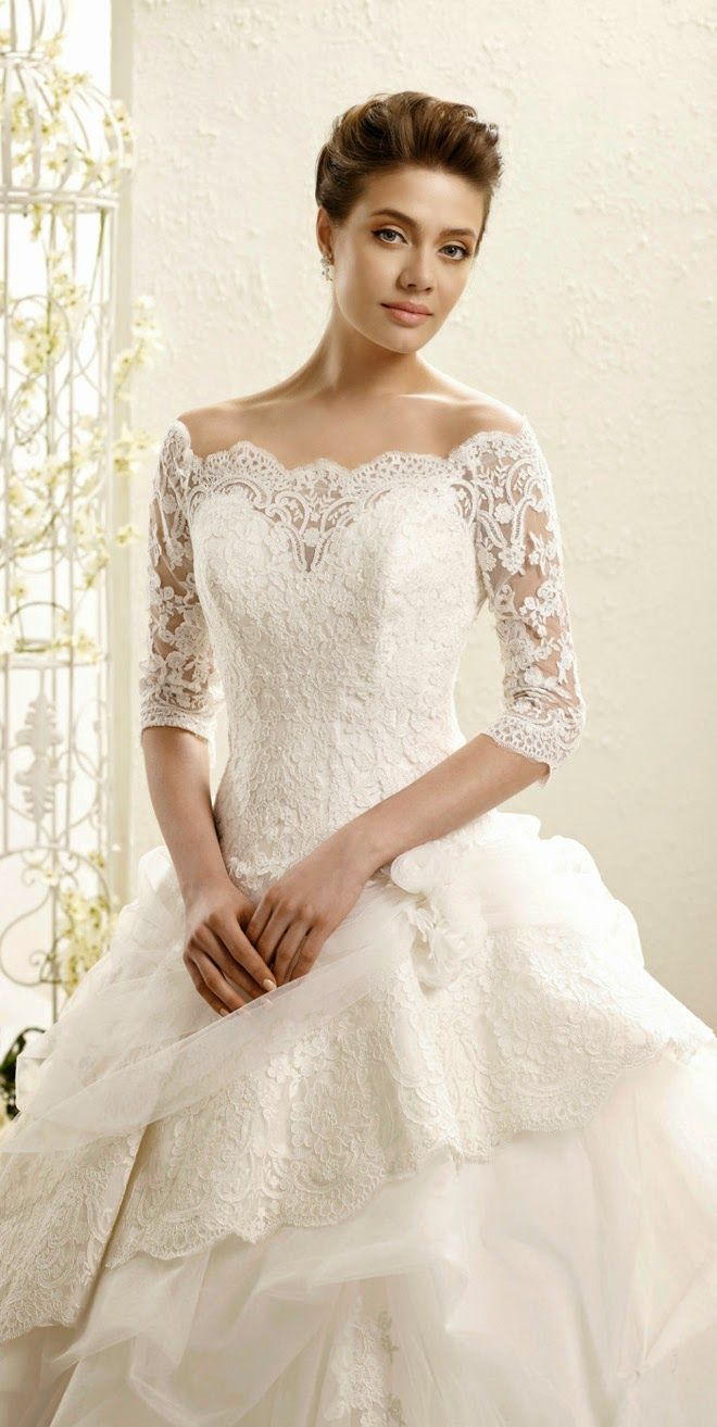 1864 best dresses images on Pinterest | Weddings, Gown wedding and ...