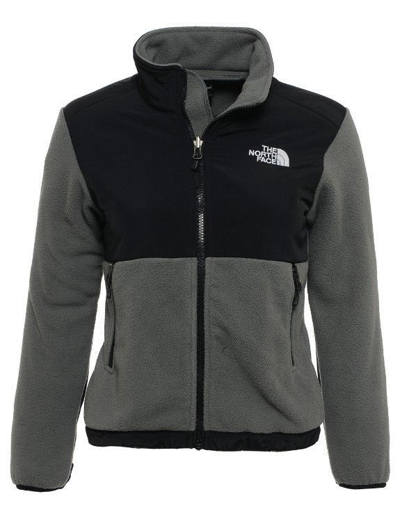 NORTH Face BOYS Denali FLEECE Jacket LARGE Black GRAY Multicolor AC9G Polartec** #TheNorthFace #FleeceJacket #Everyday