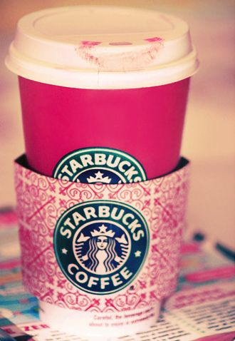 mycrazy-beautifulife.: Things Pink, Life, Starbucks Coffee, Food, Pink Starbucks, Pinkstarbucks, Pretty, Starbucks Cup