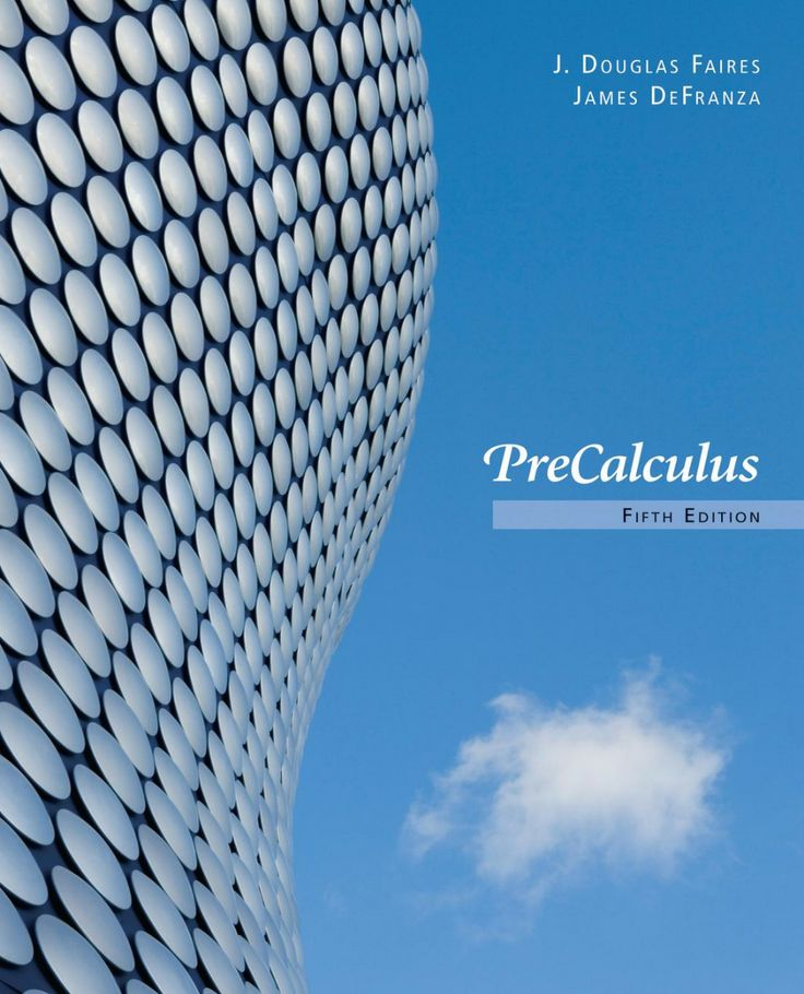 279 best ebooks of mathematics images on pinterest math im selling precalculus by j douglas faires and james defranza 3000 fandeluxe Images
