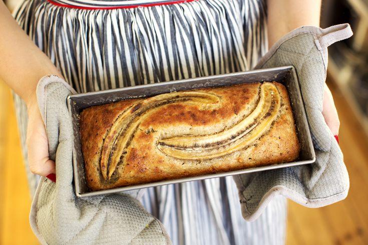Recept – saffranschiapudding och bananbröd | Elsa Billgrens blogg på ELLE.se!