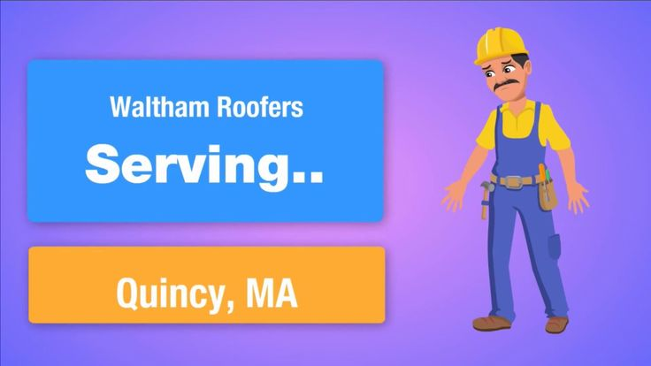 Licensed Insured Roofing Contractors Weymouth MA Looking for experienced roofing contractors in the Weymouth MA area? Consider Waltham Roofers for your roof ...